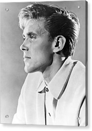 Billy Fury Acrylic Print by Silver Screen