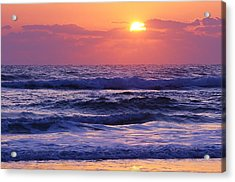 Dawn Of A New Day Acrylic Print by Bruce Bley