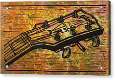 Gibson Acrylic Print by William Cauthern
