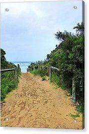 Great Ocean Road Acrylic Print by Girish J