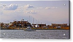 Kent Island Acrylic Print by Brian Wallace