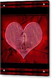 My Hearts Desire Acrylic Print by Kurt Van Wagner