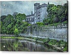 Castle Acrylic Print by Svetlana Sewell