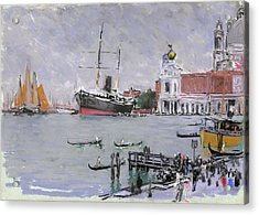Pennell Venice, C1905 Acrylic Print by Granger