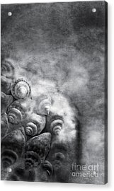 Sea Treasures Acrylic Print by VIAINA Visual Artist