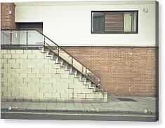 Stairs  Acrylic Print by Tom Gowanlock