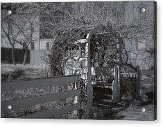 Strawbery Banke  Acrylic Print by Joann Vitali