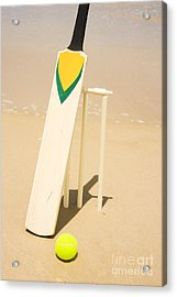 Summer Sport Acrylic Print by Jorgo Photography - Wall Art Gallery