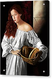 The Beauty Cult Acrylic Print by Andrew Harrison
