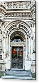 The Burrage House Acrylic Print by JC Findley