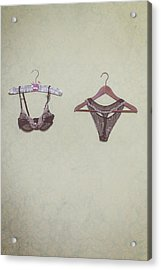Underwear Acrylic Print by Joana Kruse