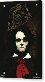 Vampyre... Acrylic Print by Will Bullas