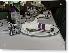 20141018-dsc00344 Acrylic Print by Christopher Holmes