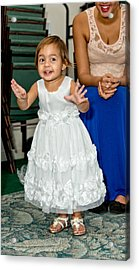 20141018-dsc00423 Acrylic Print by Christopher Holmes