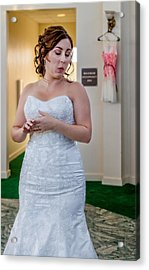 20141018-dsc00434 Acrylic Print by Christopher Holmes