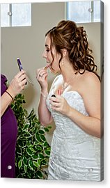 20141018-dsc00448 Acrylic Print by Christopher Holmes
