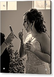 20141018-dsc00449-2 Acrylic Print by Christopher Holmes