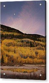 Usa, Colorado, San Juan Mountains Acrylic Print by Jaynes Gallery