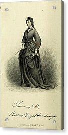 Belle Boyd (1844-1900) Acrylic Print by Granger