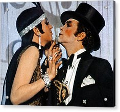 Cabaret  Acrylic Print by Silver Screen