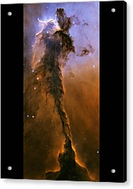 Eagle Nebula Acrylic Print by Nasa