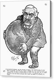 John Pierpont Morgan (1837-1913) Acrylic Print by Granger