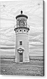 Kilauea Lighthouse Acrylic Print by Scott Pellegrin