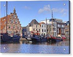 Leiden Acrylic Print by Joana Kruse