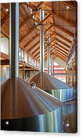 New Belgium Brewery Acrylic Print by Jim West