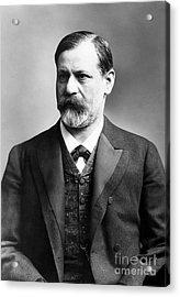 Sigmund Freud (1856-1939) Acrylic Print by Granger