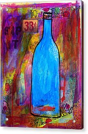 33 Cents Acrylic Print by Maggi Connelly