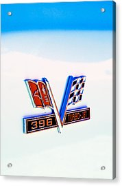 396 Turbo-jet Acrylic Print by Phil 'motography' Clark