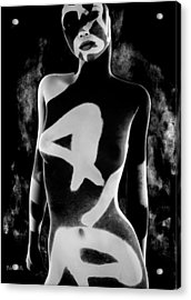 4 Acrylic Print by Bob Orsillo