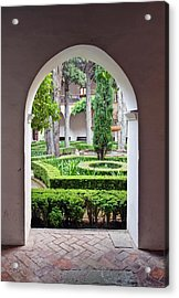 Europe, Spain, Andalusia, Granada Acrylic Print by Rob Tilley