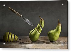 No Escape Acrylic Print by Nailia Schwarz