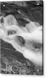 Waterfall Acrylic Print by Gary Marx