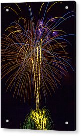 4th July #14 Acrylic Print by Diana Powell
