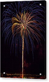 4th July #16 Acrylic Print by Diana Powell