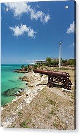 Antigua And Barbuda, Antigua, St Acrylic Print by Walter Bibikow