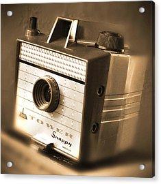 620 Camera Acrylic Print by Mike McGlothlen