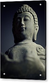 Buddha Acrylic Print by Falko Follert