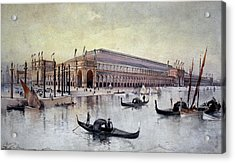 Columbian Exposition, 1893 Acrylic Print by Granger