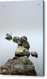 Loch Lomond Acrylic Print by Grant Glendinning