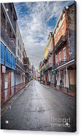 A Bourbon Morning Acrylic Print by Kay Pickens