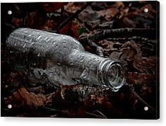 A Cold One Acrylic Print by Odd Jeppesen