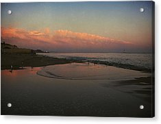 A Little Bit Of Peace Acrylic Print by Laurie Search