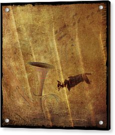 A Mirage Of Music Acrylic Print by Suzy Norris