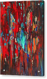 A New Beginning Acrylic Print by Billie Colson