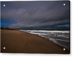 A Patch Of Blue Acrylic Print by John Harding Photography