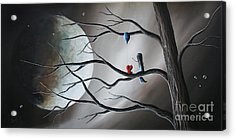 A Road To Healing Starts With Memories By Shawna Erback Acrylic Print by Shawna Erback